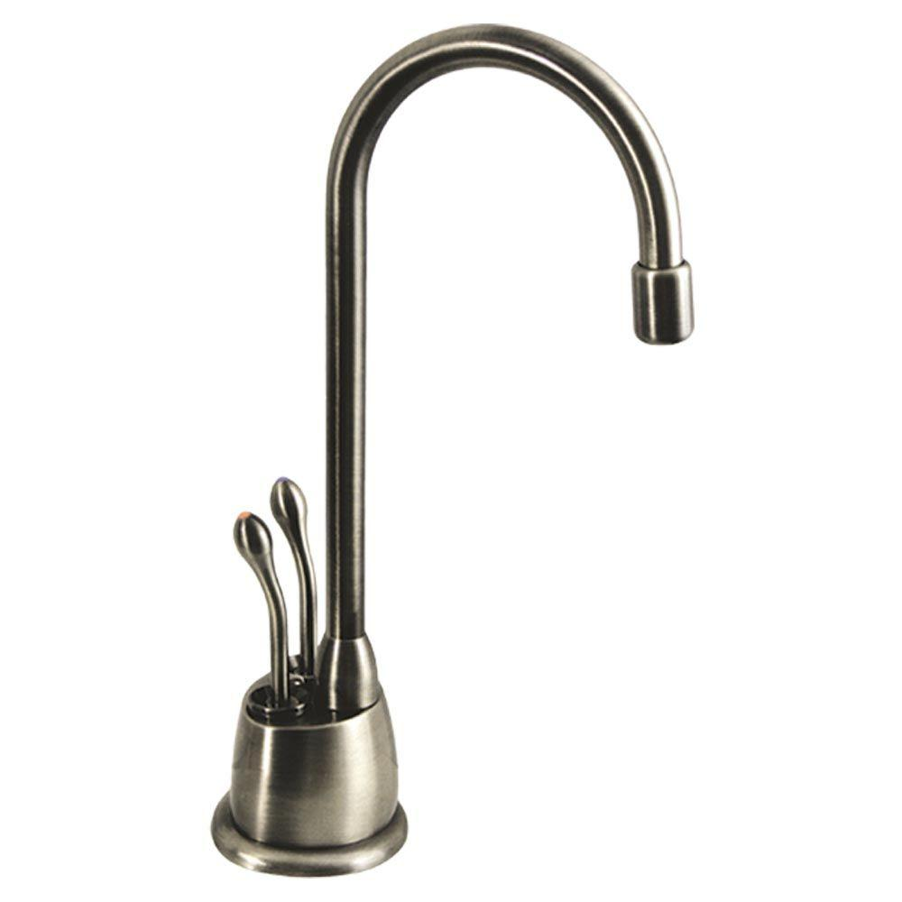 Instant hot water dispenser faucet consider