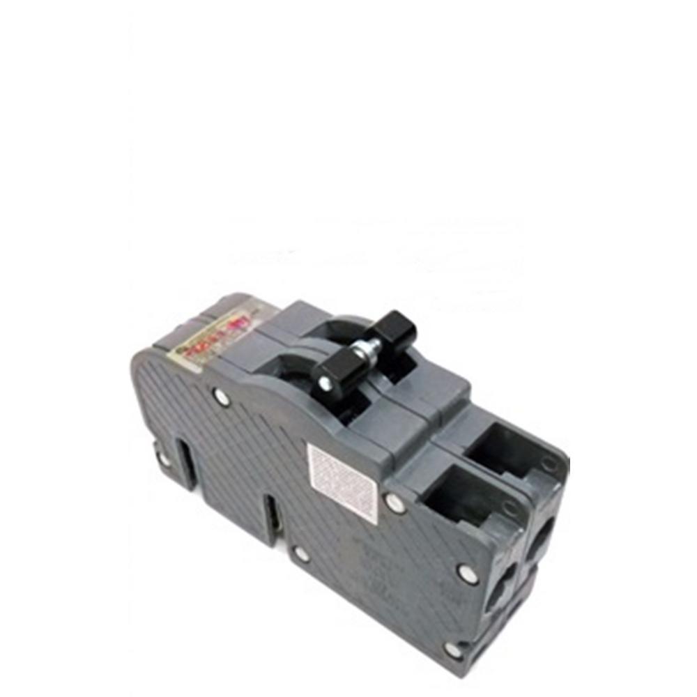 New VPKUBIZ Thick 20 Amp 1-1/2 in. 2-Pole Zinsco QC220 Replacement Circuit Breaker