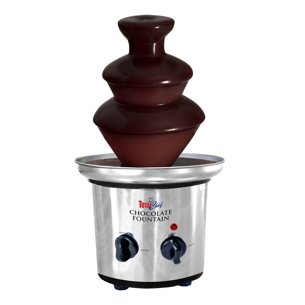Koolatron Chocolate Fountain, Silver
