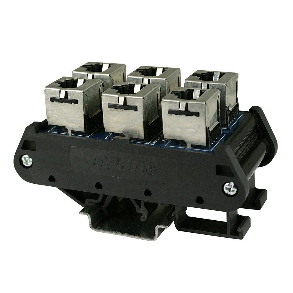 RJ45 - AV Connectors - AV Cables & Connectors - The Home Depot