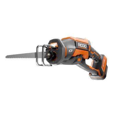 18-Volt OCTANE Cordless Brushless 1-Handed Reciprocating Saw (Tool Only)