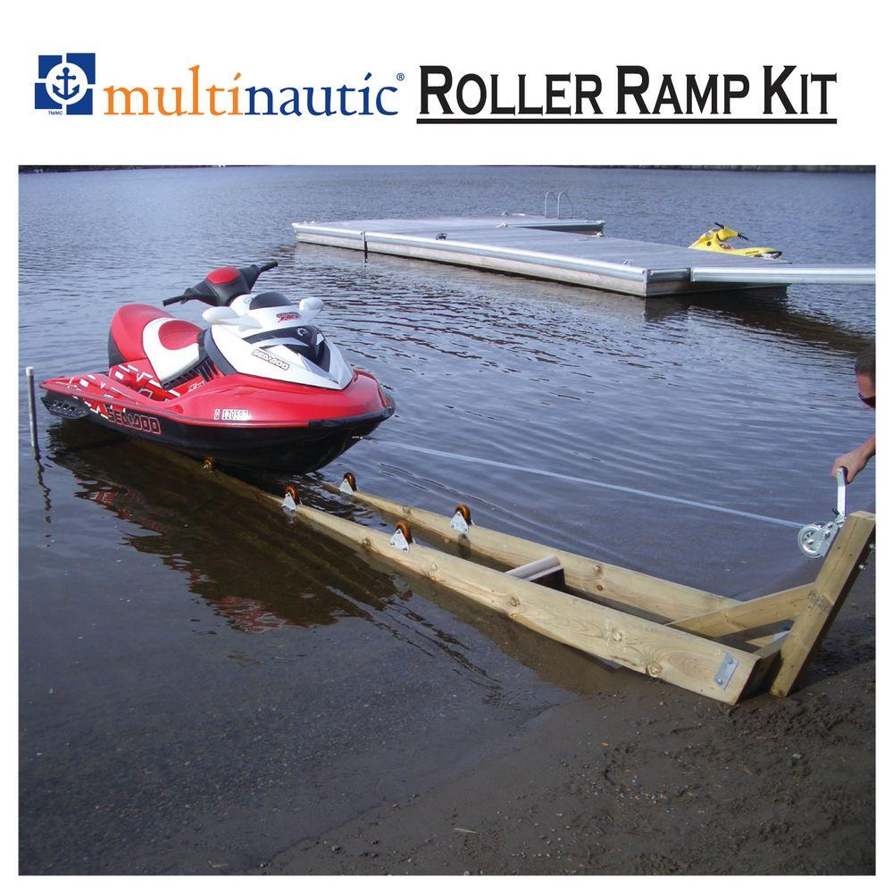 Multinautic boat ramp kit 19225 the home depot multinautic boat ramp kit solutioingenieria Image collections