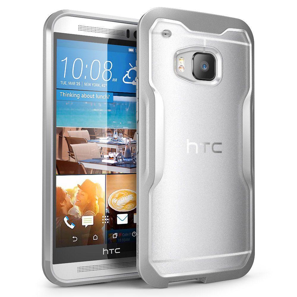 Supcase Unicorn Beetle Hybrid Bumper Case for HTC One M9,...