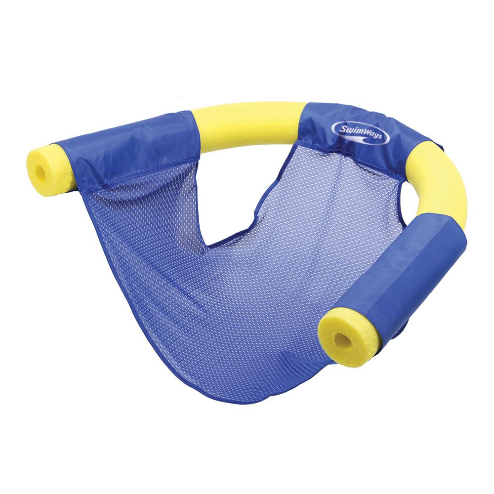 Fabric Noodle Sling Pool Chair