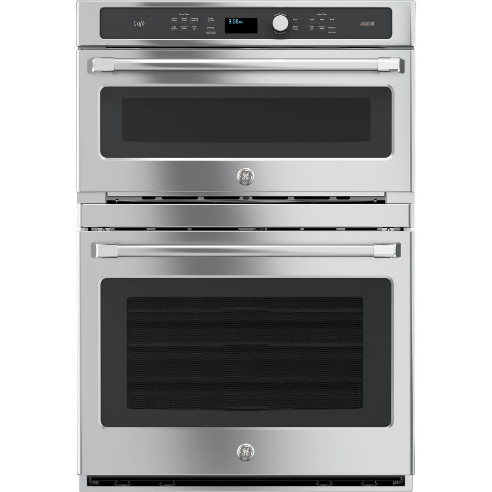 Double Electric Wall Oven Self Cleaning (Lower Oven) With Convection