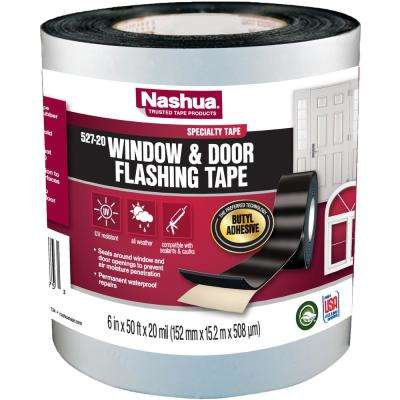 6 in. x 50 ft. Select Window and Door Flashing Tape