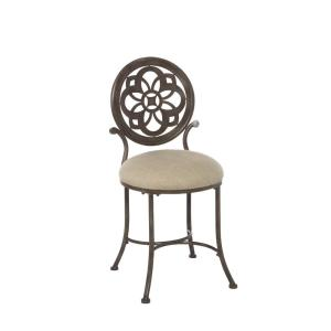 Fine Hillsdale Furniture Marsala Cream Fabric Vanity Stool 50981 Caraccident5 Cool Chair Designs And Ideas Caraccident5Info