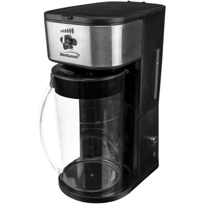 8-Cup Black Iced Tea and Coffee Maker