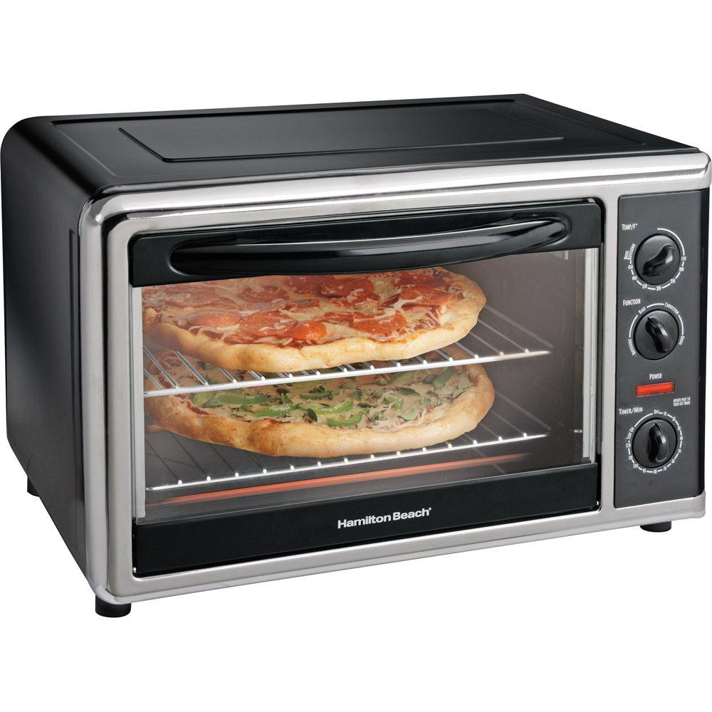 Hamilton Beach Convection Oven and Rotisserie-DISCONTINUED