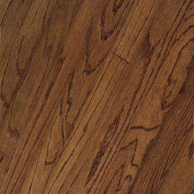 Take Home Sample - Oak Saddle Engineered Hardwood Flooring - 5 in. x 7 in.