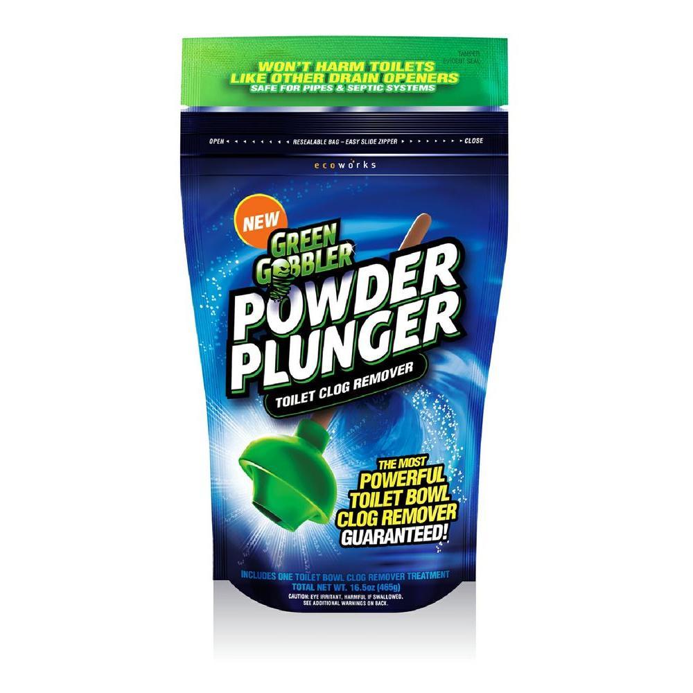 16.5 oz. Powder Plunger Toilet Clog Remover