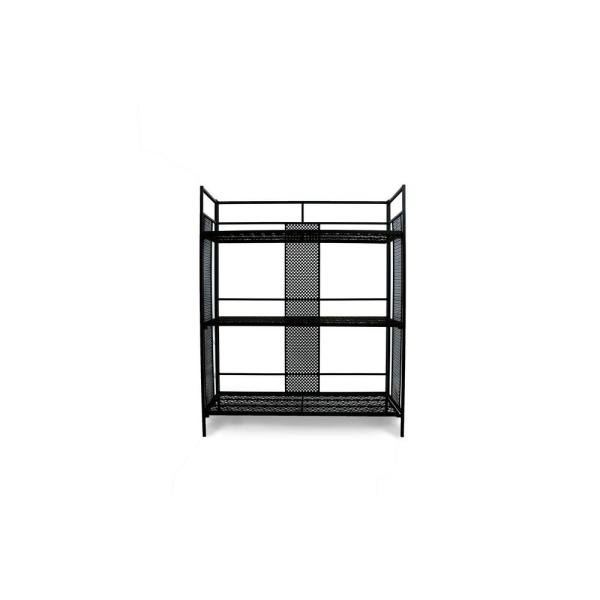 Tall Bookcase Kitchen Pantry Shelving
