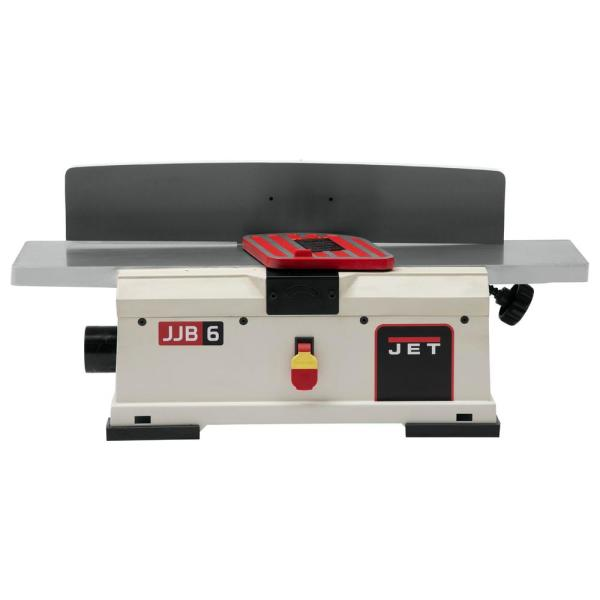 6 in. Helical Head Benchtop Jointer