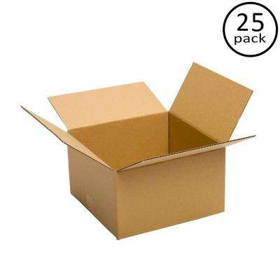 14 in. L x 12 in. W x 8 in. D Box (25-Pack)