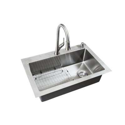 Drop-in Kitchen Sinks - Kitchen Sinks - The Home Depot