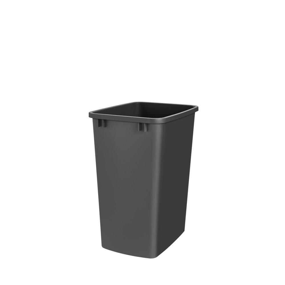 Rev A Shelf 20 Qt Pullout Waste Container Rv 8pb Cr S