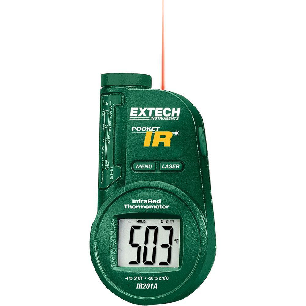 Pocket IR Thermometer