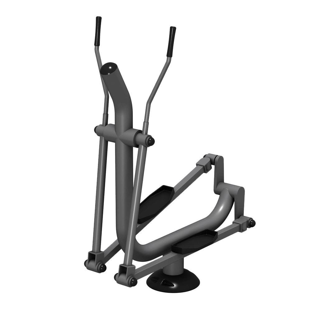 Ultra Play Inground Elliptical