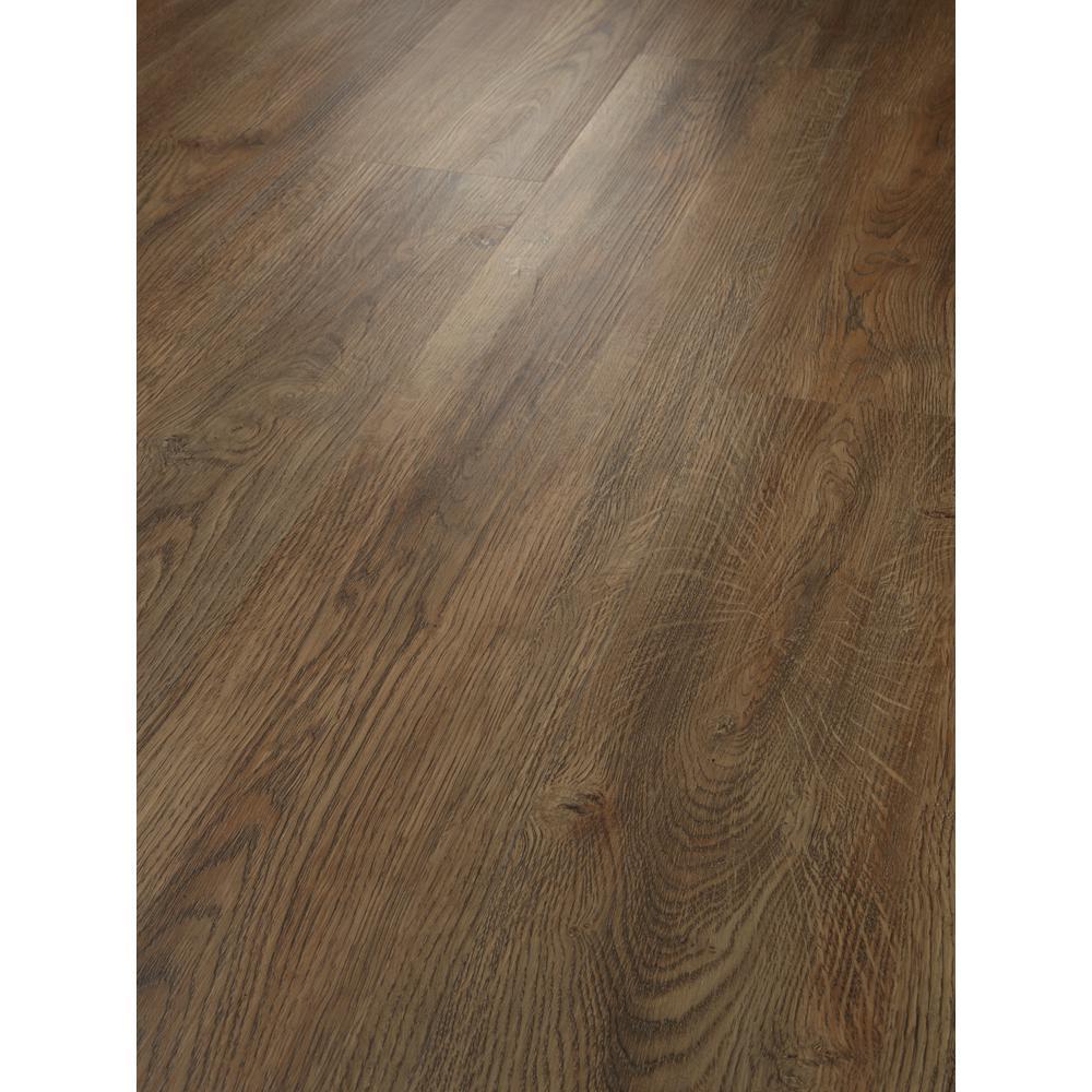 Shaw Alliant 7 in. x 48 in. Prairie Resilient Vinyl Plank Flooring (34.98 sq. ft. / case)