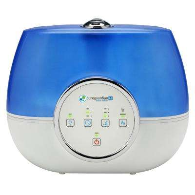 H4810 120-Hour Ultrasonic 2 Gal. Warm and Cool Mist Humidifier