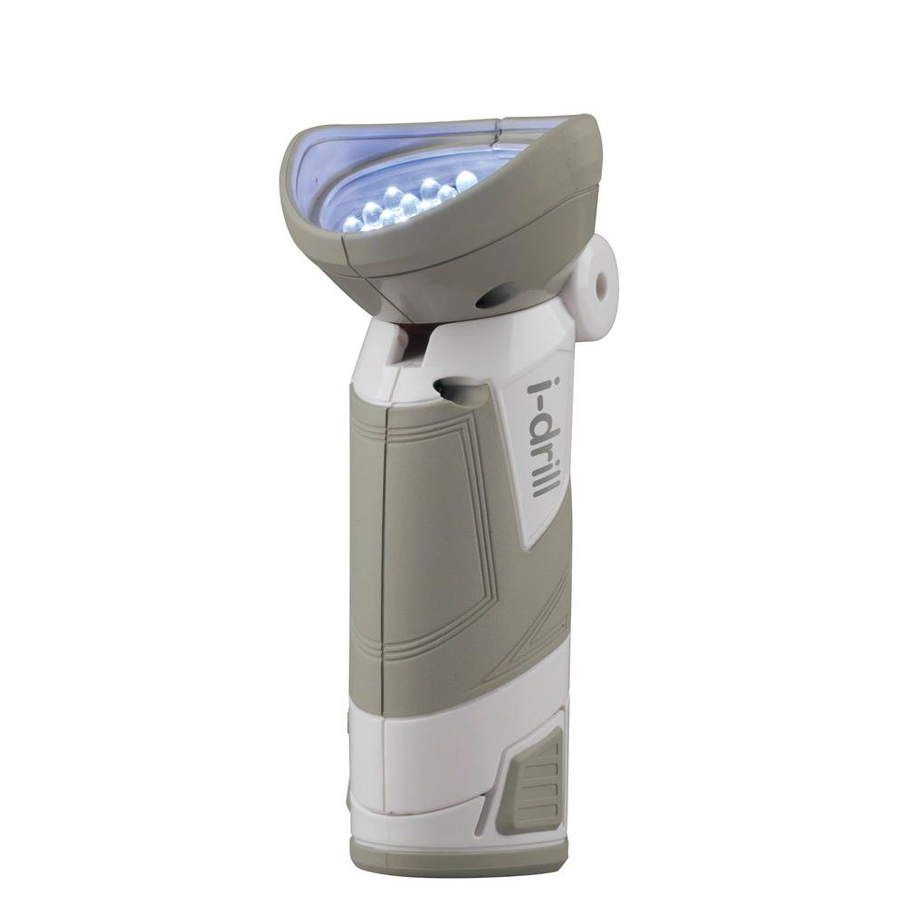 i-drill Torch Flashlight (Bare No Battery Included)