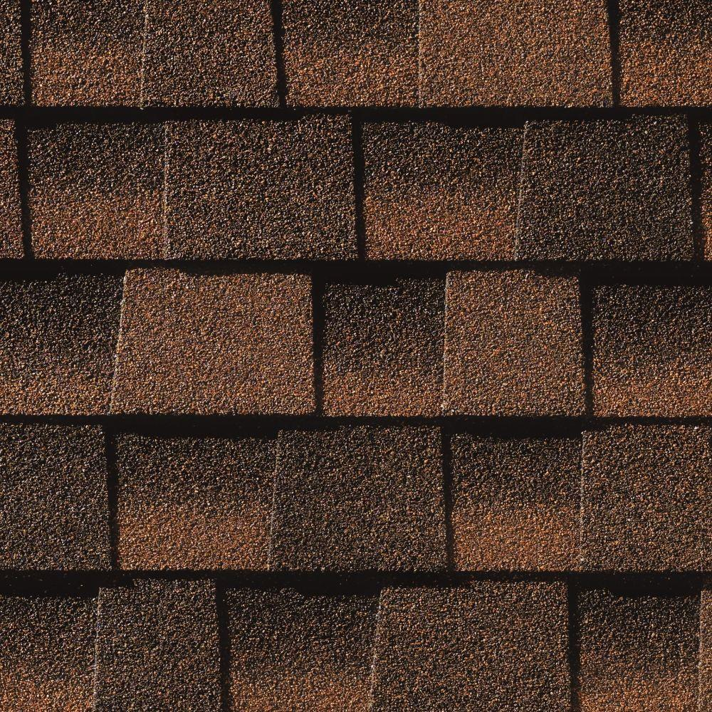 GAF Timberline HD Hickory Lifetime Architectural Shingles 333 Sq Ft Per Bundle