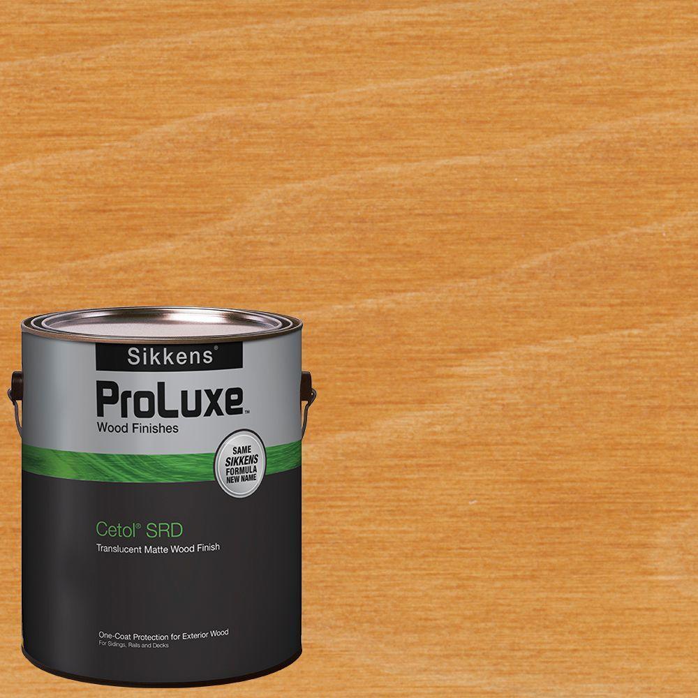 1 gal. Cedar Cetol SRD Exterior Wood Finish