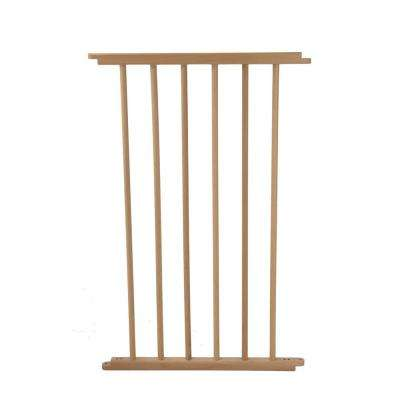 30.5 in. H x 20 in. W x 2 in. D Extension for the Versagate Wood