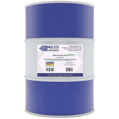 Milesyn SXR 5W30 API GF-5/SN, Dexos1, 55 Gal. Full Synthetic Motor Oil Drum