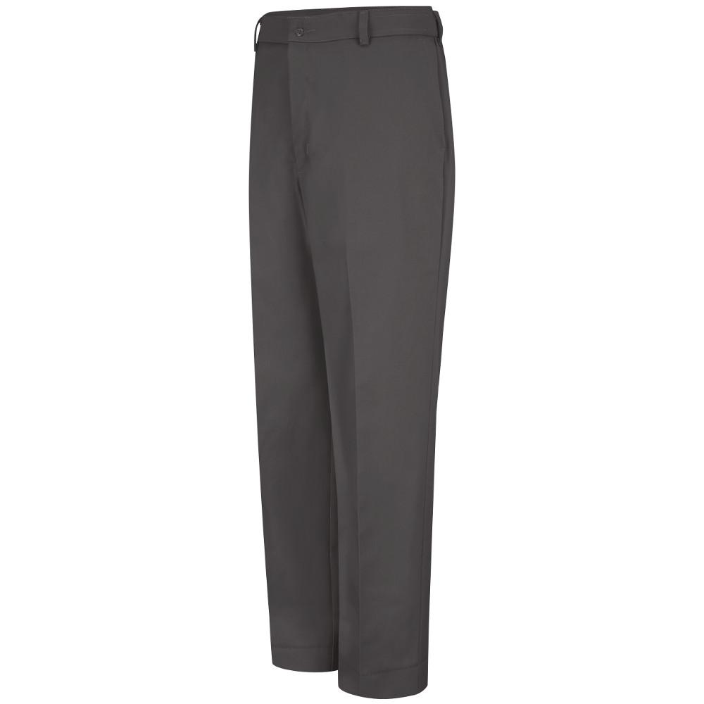 Red Kap Men's Size 36 in. x 34 in. Charcoal Industrial Pant