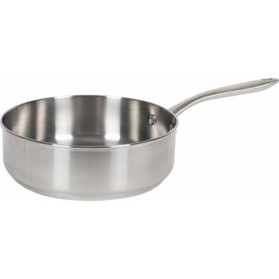 3 qt. Stainless Steel Saute Pan