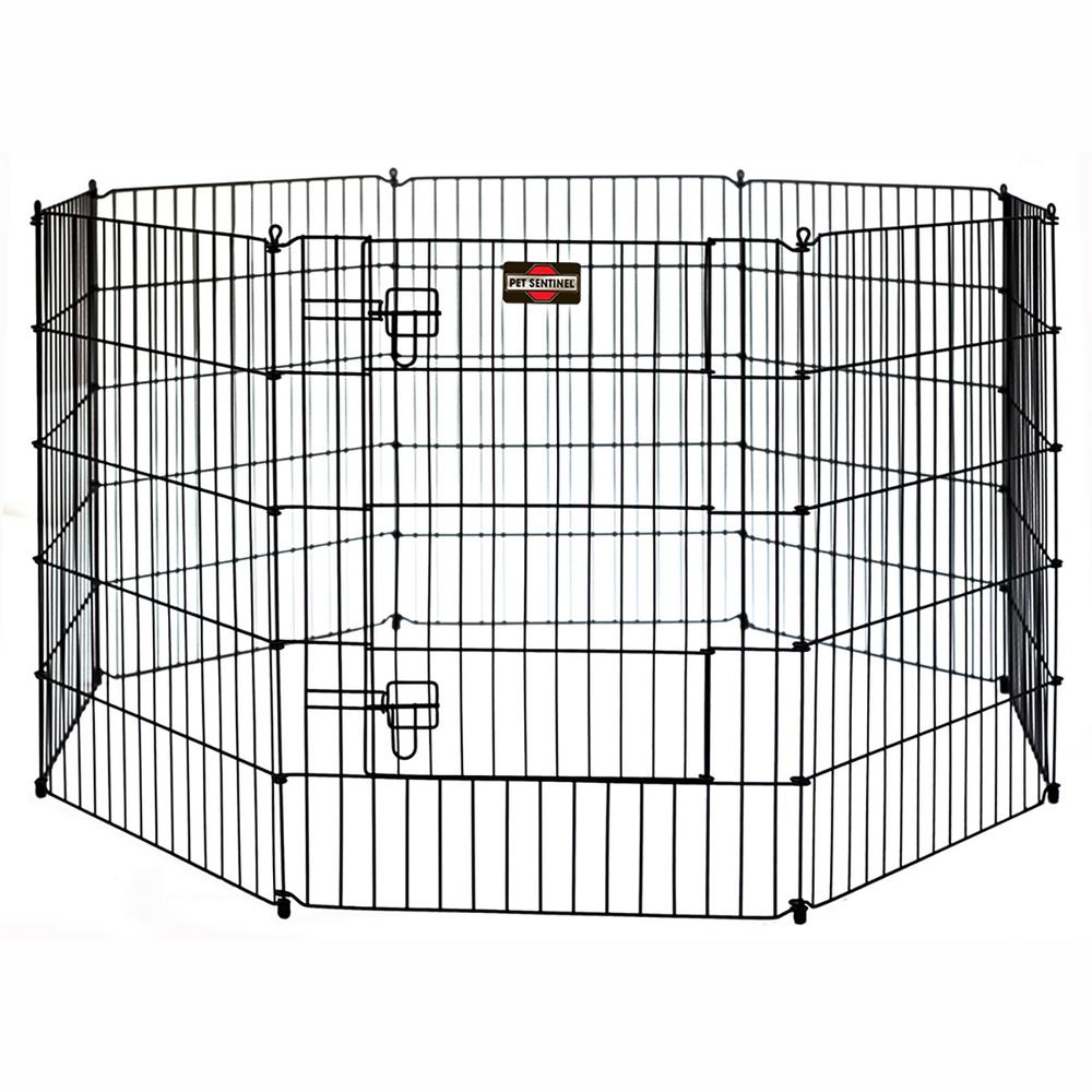 Cardinal Gates 33 In X 35 In Door Shield Protection From Pet