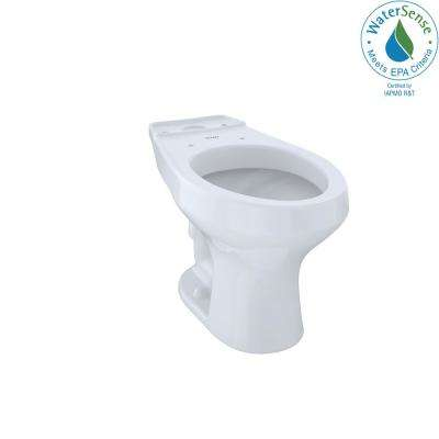 Rowan Elongated Toilet Bowl Only in Cotton White