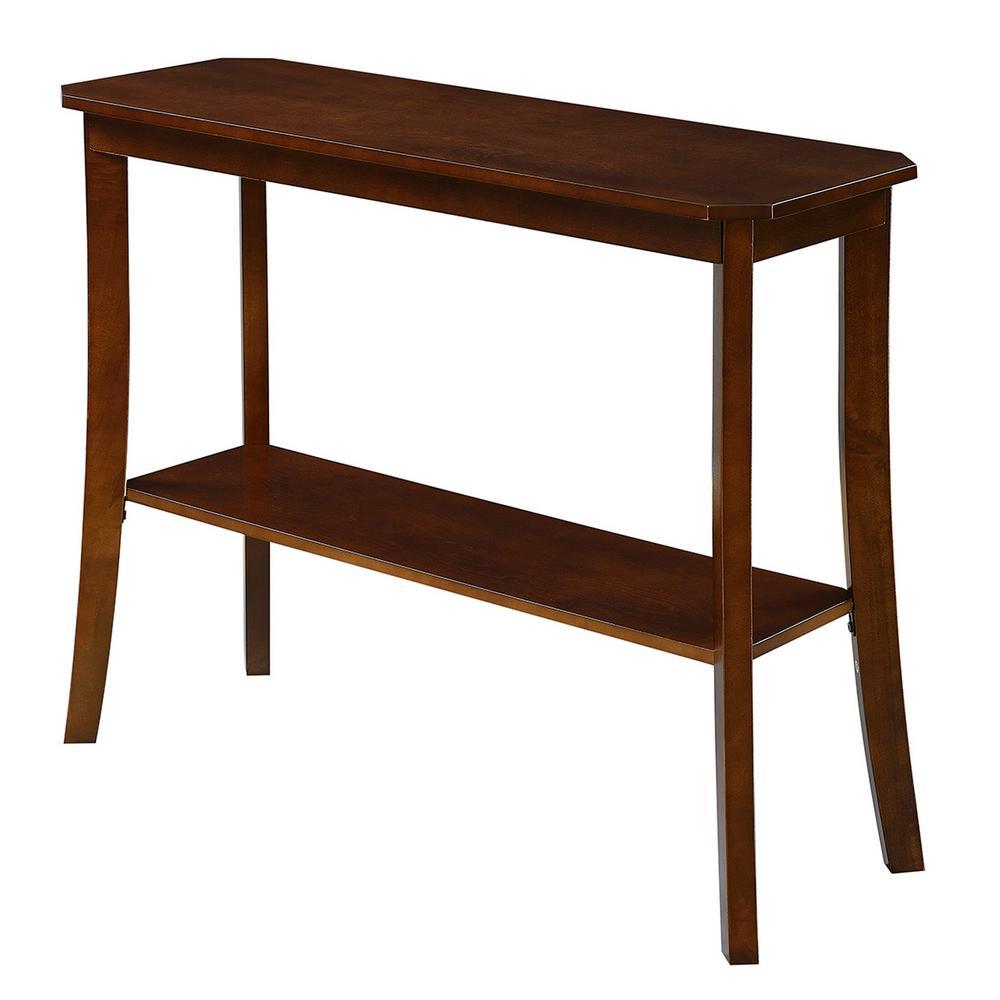 Designs2Go Espressa Baja Console Table