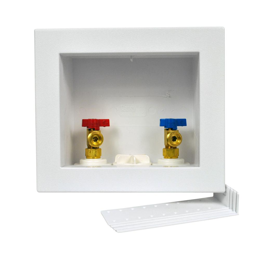 Oatey Quadtro 1 4 Turn Pex Standard Display 38528 The