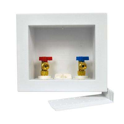 Quadtro 1/4 Turn PEX Standard Display