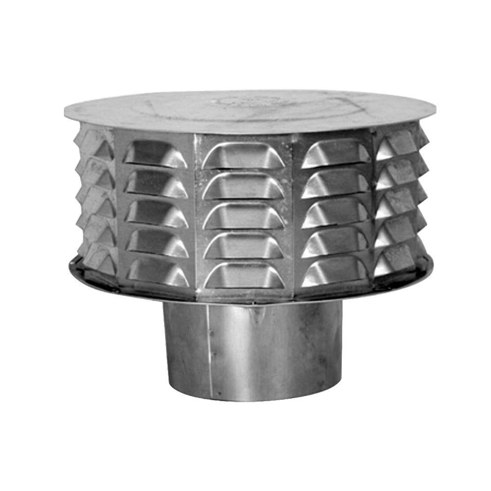 Gas Fireplace Chimney Caps : In universal cap cwh the home depot
