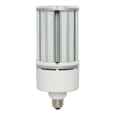 300-Watt Equivalent T30 Corn Cob 5000K LED Light Bulb Daylight
