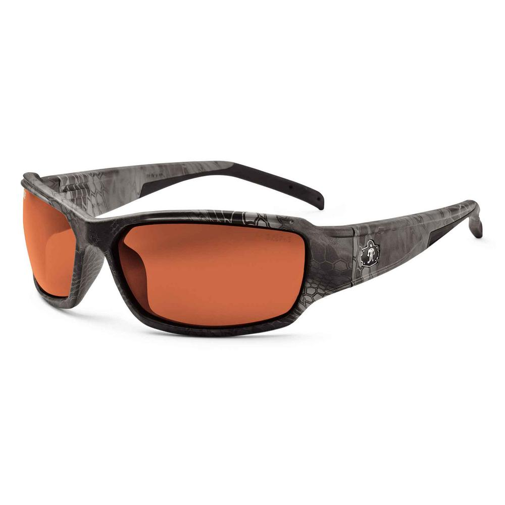 40cd796359a Ergodyne Skullerz Thor Kryptek Typhon Polarized Safety Glasses ...