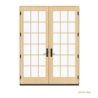 Right Handinswing French Patio Door Patio Doors Exterior