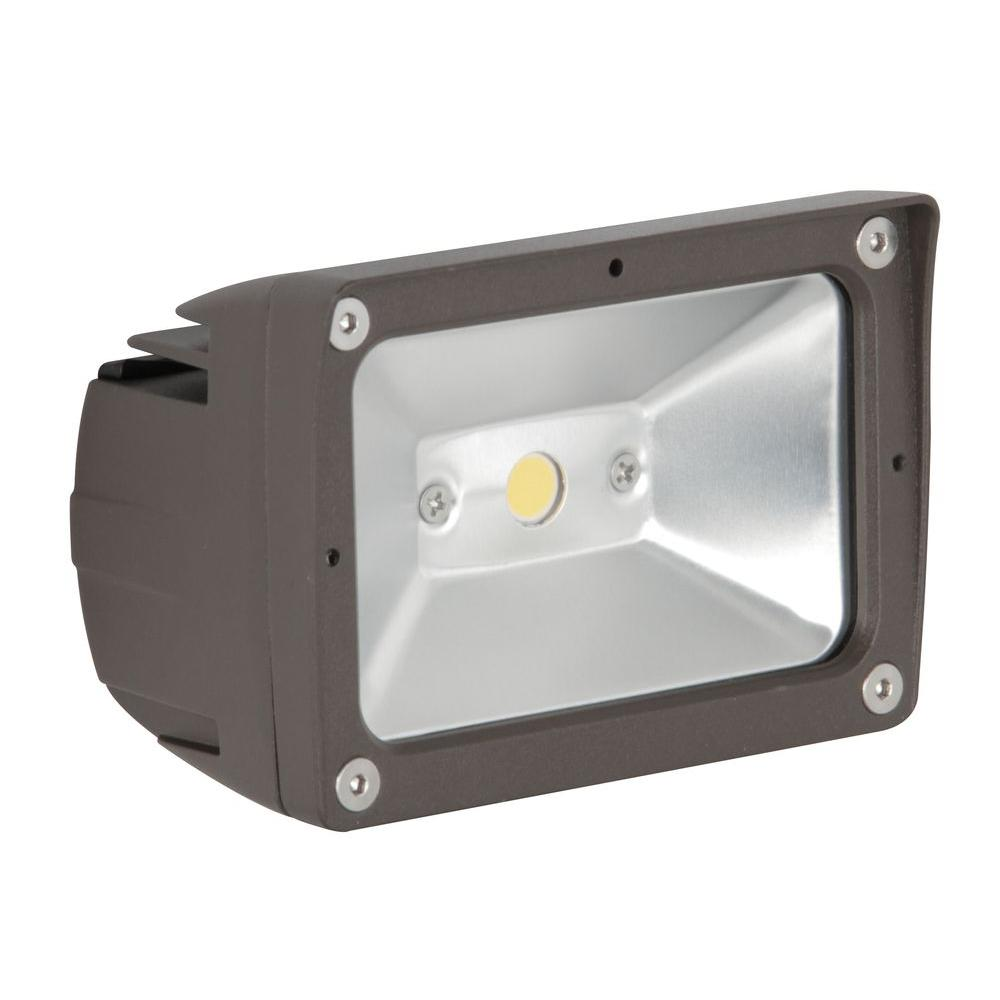 Luminance ADL Lumin 10-Watt LED Outdoor Flood Light-F7390-66 - The ...