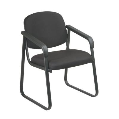 Gray Visitor Office Chair