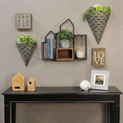 Scandinavian Decorative Shelf