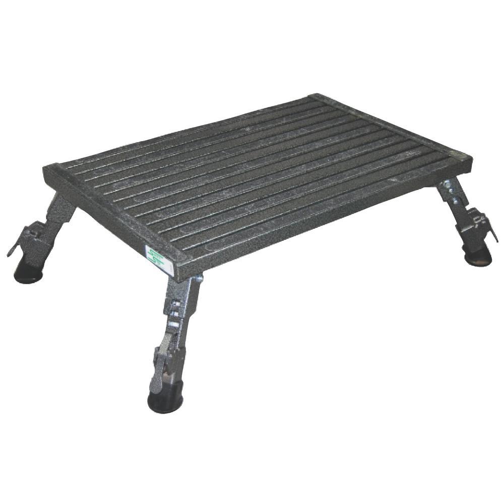 Granite Extra Large Folding Adjustable Step