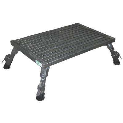 Granite Extra Large Folding Adjustable Step