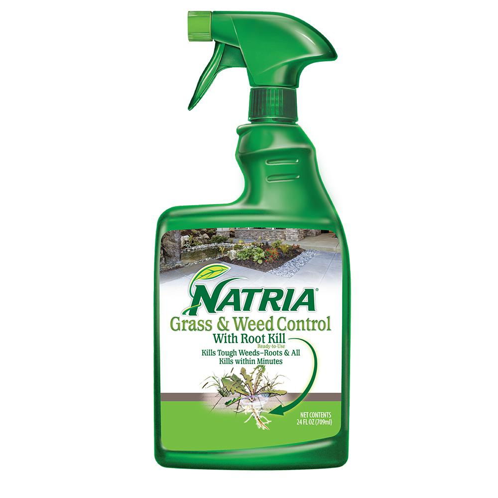Natria 24 oz  Ready to Use Natria Grass and Weed Control with Root Kill