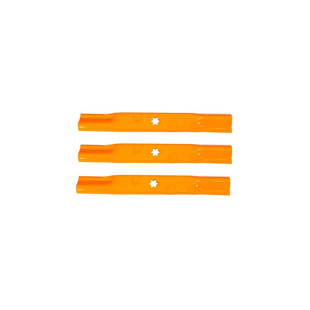 Cub Cadet 50 in. Low-Lift Sand Mower Blades