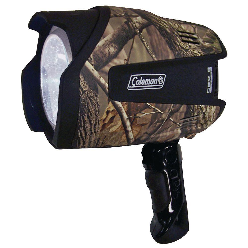 Coleman CPX 6 Ultra High Power Realtree AP LED Spot Light