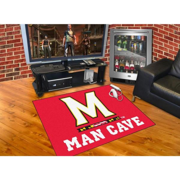 Man Cave 3 Ft X 4 Area Rug