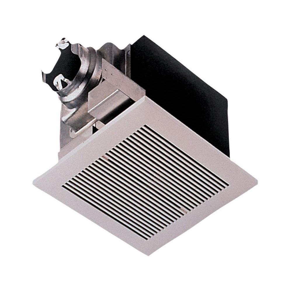 . Panasonic WhisperCeiling 290 CFM Ceiling Surface Mount Bathroom Exhaust  Fan  ENERGY STAR